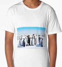 Penguin Flock Long T-Shirt