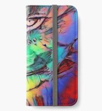 Watercolor Lion iPhone Wallet/Case/Skin