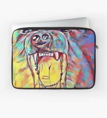 Watercolor Bear Laptop Sleeve