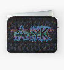 Art Skool Kids - Mission Statement Laptop Sleeve