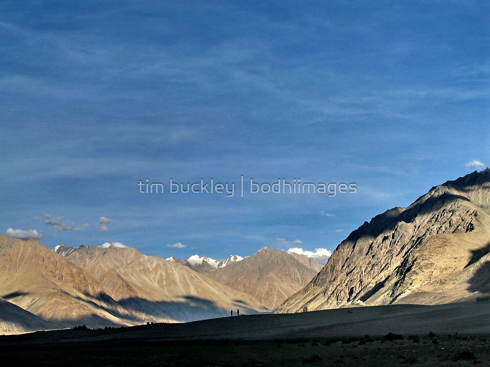 sky mountains. ladakh, northern india by tim buckley | bodhiimages