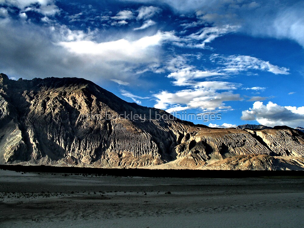 deep valley. ladakh, northern india by tim buckley | bodhiimages
