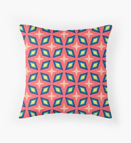 The Future is Pink  Throw Pillow