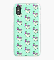 The Most Magical Unicorn Bean iPhone Case
