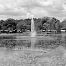 Fountain Lake  by LeonidasBratini
