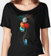 The Spaceman's Trip Women's Relaxed Fit T-Shirt