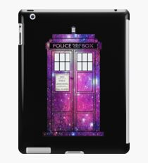 Starry Police Public Call Box. iPad Case/Skin