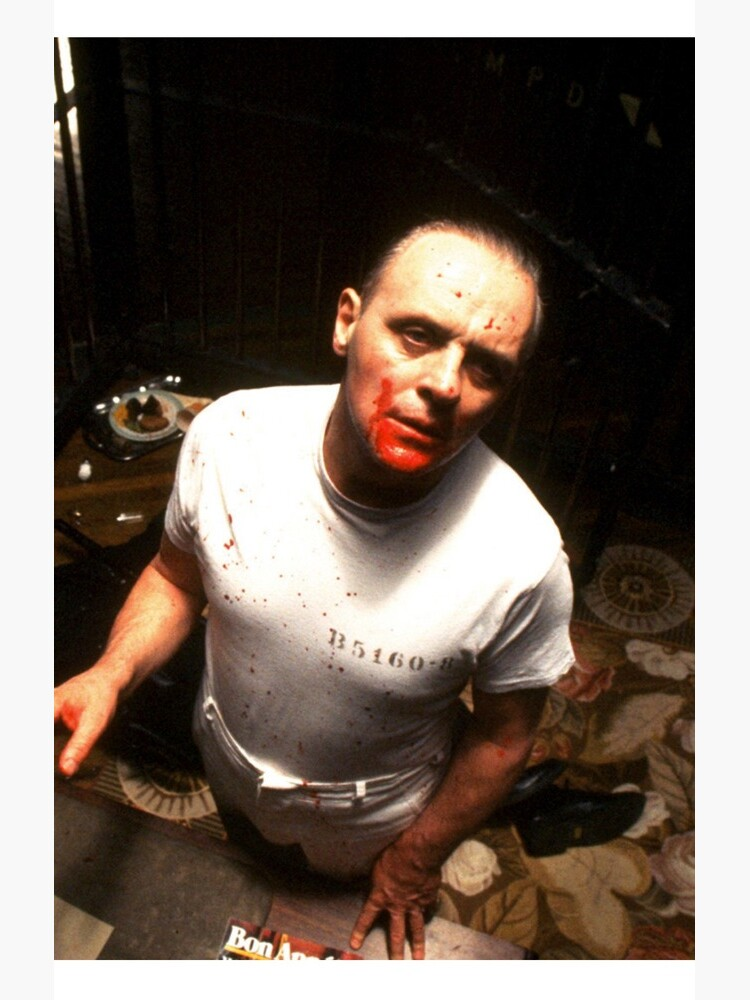 Silence of the Lambs Hannibal Lecter by filmy