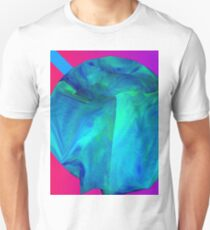 Abstract Sphere and Line Unisex T-Shirt