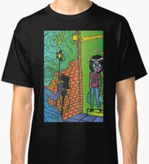 Cosmic Encounters of the Awkward Kind  Classic T-Shirt