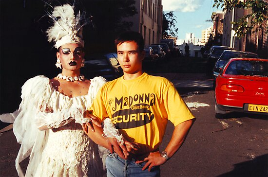 Madonna Security by John Douglas