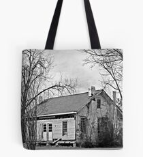 Clapboards and Chimneys Tote Bag
