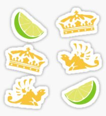 Corona Sticker Pack Sticker