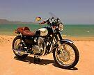 Kawasaki W800 - 2012 by Paul Gilbert