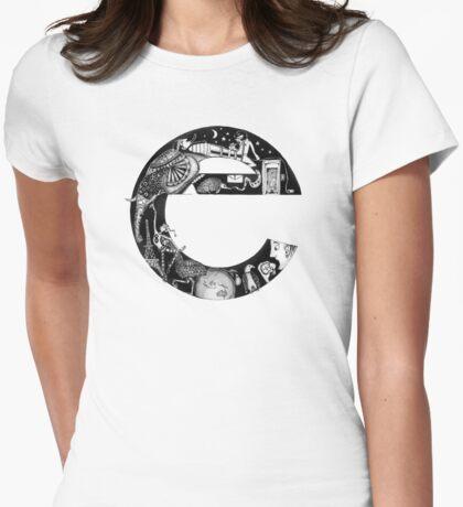 The letter 'e' T-Shirt