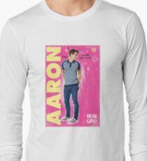 mean girls the musical aaron samuels  Long Sleeve T-Shirt