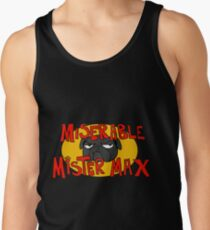 Miserabler Herr Max der Mops Tank Top