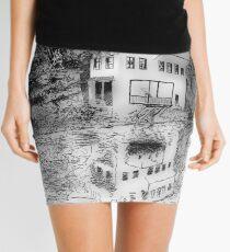 Tekija na Buni Mini Skirt