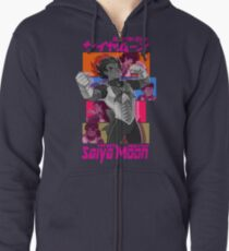 Saiya Moon Zipped Hoodie