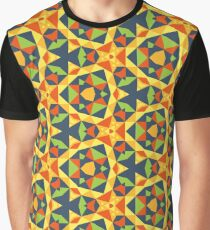 reason screen saver modern texture seamless colorful repeat pattern Graphic T-Shirt