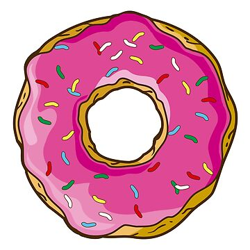 Homer's Donut by DCstore
