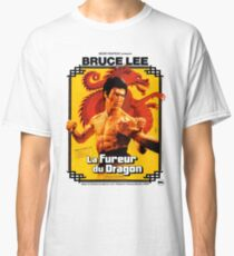 Way of the Dragon French Poster Classic T-Shirt