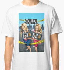 White Chicks Mashup Dragon Ball Classic T-Shirt