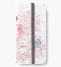 BT21 Cherry Tree iPhone Wallet/Case/Skin