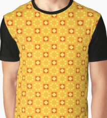 colors square reason seamless colorful repeat pattern Graphic T-Shirt