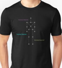 Anomaly Detected - GRAY Slim Fit T-Shirt