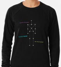 Anomalie erkannt - GRAU Leichter Pullover