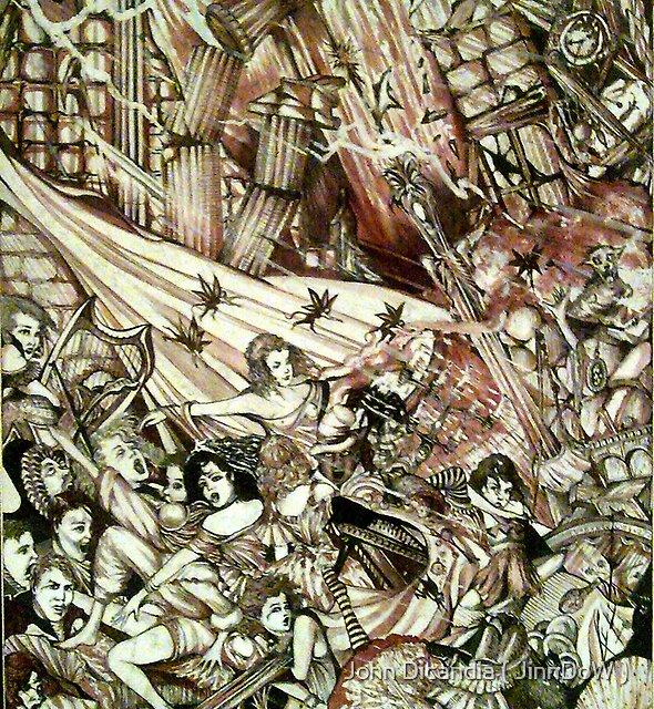 Symphony Of Terror ( Full Version ) by John Dicandia ( JinnDoW )