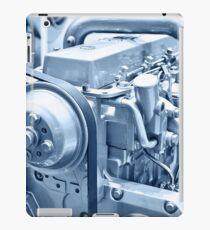 Turbo Diesel Engine iPad Case/Skin
