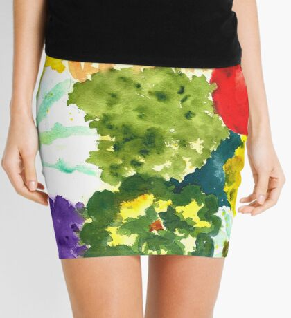 Harvest II Mini Skirt