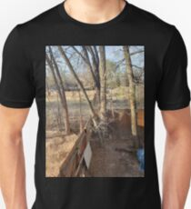Outside the Window Unisex T-Shirt