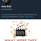 Blocked by Boll by wwttpodcast