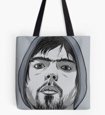 Idealised Asymmetrical Sefl Tote Bag