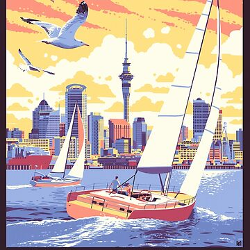 Auckland, NZ by rossmurray