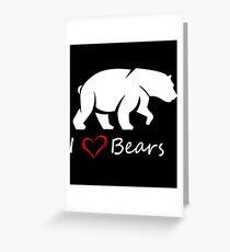 Love Bears Greeting Card