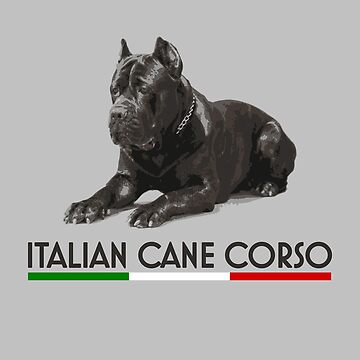 Italian Cane Corso by bumblethebee