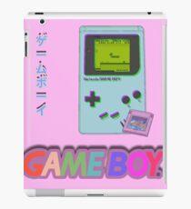 Pastel Gameboy iPad Case/Skin