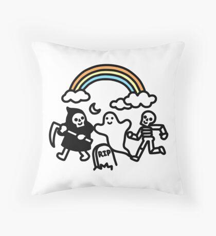 Spooky Pals Floor Pillow
