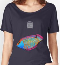 Save the Fish - Detroit become Human (Good for Coloured shirts) Women's Relaxed Fit T-Shirt