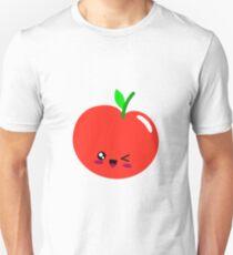 Kawaii Apple Unisex T-Shirt