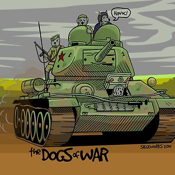 The Dogs of War: T34 by siege103