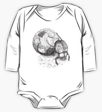 """Dung Beetle"" One Piece - Long Sleeve"