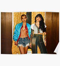 Hayley and Kehlani Poster