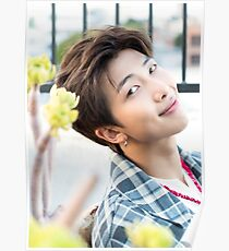 BTS 5th Anniversary - RM  Poster