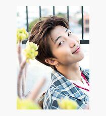 BTS 5th Anniversary - RM  Photographic Print