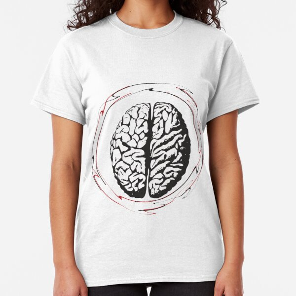The Mind has control Classic T-Shirt